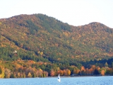<h5>Sail into October</h5><p>Enjoy sailing on Lake Dunmore 3 out of 4 seasons!																																																																				</p>