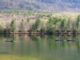 <h5>Can you Canoe?</h5><p>Can't wait to get out on the lake, early canoeing on Lake Dunmore in April!																																																																				</p>