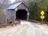 <h5>Middlebury New Haven Bridge</h5><p>Plan a covered bridge tour!																																																			</p>